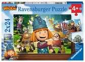 Unser kluges Köpfchen Wickie Puzzle;Kinderpuzzle - Ravensburger