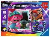 Ravensburger Trolls 2 World Tour, 3x 49pc Jigsaw Puzzles Puzzles;Children s Puzzles - Ravensburger