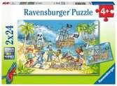 L île de l aventure Puzzle;Puzzles enfants - Ravensburger