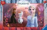 Puzzle cadre 15 p - Regard vers l avenir / La Reine des Neiges 2 Puzzle;Puzzle enfant - Ravensburger