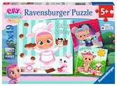 Cry Babies Puzzle 3x49 Puzzle;Puzzle per Bambini - Ravensburger