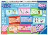 Ravensburger Peppa Pig 9x 2pc Chunky Jigsaw Puzzles Puzzles;Children s Puzzles - Ravensburger