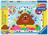 Hey Duggee My First Floor Puzzle, 16pc Puzzles;Children s Puzzles - Ravensburger