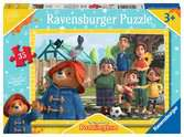 Paddington Bear 35pc Puzzles;Children s Puzzles - Ravensburger