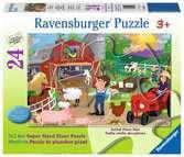 Farm Mania Jigsaw Puzzles;Children s Puzzles - Ravensburger