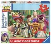 Disney Toy Story Giant Floor Puzzle, 60pc Puzzles;Children s Puzzles - Ravensburger
