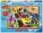 Andiamo Mickey! Puzzle;Puzzle per Bambini - Ravensburger