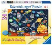 Space Aliens Jigsaw Puzzles;Children s Puzzles - Ravensburger
