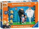 Despicable Me 3 Giant Floor Puzzle, 60pc Puzzles;Children s Puzzles - Ravensburger