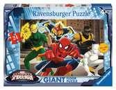 I fantastici supereroi Puzzle;Puzzle per Bambini - Ravensburger