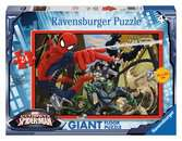 La lotta di Spiderman contro il male Puzzle;Puzzle per Bambini - Ravensburger
