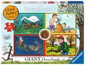 Stickman Giant Floor Puzzle, 24pc Puzzles;Children s Puzzles - Ravensburger