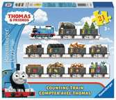 Counting Train Jigsaw Puzzles;Children s Puzzles - Ravensburger