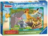 Disney The Lion Guard Giant Floor Puzzle, 60pc Puzzles;Children s Puzzles - Ravensburger