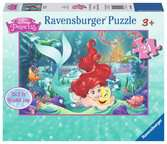 Hugging Arielle Jigsaw Puzzles;Children s Puzzles - Ravensburger