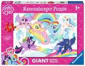 My Little Pony Giant Floor Puzzle, 24pc Puzzles;Children s Puzzles - Ravensburger