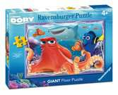 Finding Dory Giant Floor Puzzle, 60pc Puzzles;Children s Puzzles - Ravensburger