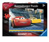 Saetta McQueen e Cruz Ramirez Puzzle;Puzzle per Bambini - Ravensburger