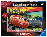 Jackson Storm contro Saetta Mc Queen Puzzle;Puzzle per Bambini - Ravensburger