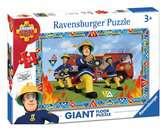 Las nuevas herramientas de Sam Puzzles;Puzzle Infantiles - Ravensburger