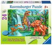Dino Falls Jigsaw Puzzles;Children s Puzzles - Ravensburger