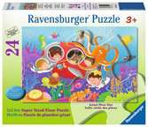 Deep Diving Friends Jigsaw Puzzles;Children s Puzzles - Ravensburger