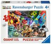 Ultimate Pixar Jigsaw Puzzles;Children s Puzzles - Ravensburger