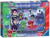 PJ Masks Giant Floor Puzzle Puzzles;Children s Puzzles - Ravensburger