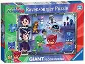 Pj Mask Puzzle 60 pz Giant - Puzzle per bambini Puzzle;Puzzle per Bambini - Ravensburger