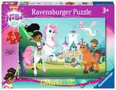 Nella the Princess Knight Giant Floor Puzzle, 24pc Puzzles;Children s Puzzles - Ravensburger