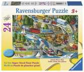 Vacation Hustle Jigsaw Puzzles;Children s Puzzles - Ravensburger