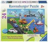 A Day on the Job Jigsaw Puzzles;Children s Puzzles - Ravensburger