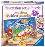 Onder water Puzzels;Puzzels voor kinderen - Ravensburger