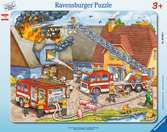 Fighting Fire Jigsaw Puzzles;Children s Puzzles - Ravensburger