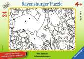 Wild Animals Jigsaw Puzzles;Children s Puzzles - Ravensburger