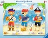 Pirates Voyage of Discovery Jigsaw Puzzles;Children s Puzzles - Ravensburger