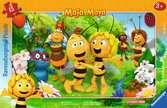 Puzzle cadre 15 p - Le monde de Maya l abeille Puzzle;Puzzle enfant - Ravensburger