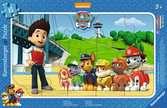 Puzzle cadre 15 p - Pat Patrouille Puzzle;Puzzle enfant - Ravensburger