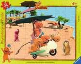 Drache Kokosnuss und seine Freunde Puzzle;Kinderpuzzle - Ravensburger