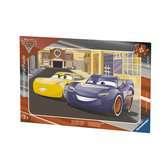 Puzzle cadre 15 p - Escale à Radiator Springs / Disney Cars 3 Puzzle;Puzzle enfant - Ravensburger