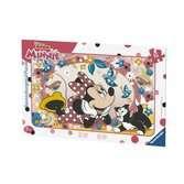 Puzzle cadre 15 p - Minnie et Figaro Puzzle;Puzzle enfant - Ravensburger