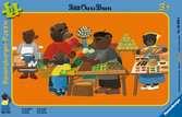 Au marché / Petit Ours Brun Puzzle;Puzzle enfant - Ravensburger