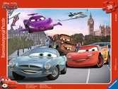 Toute l équipe à Londres / Cars 2 Puzzle;Puzzle enfant - Ravensburger