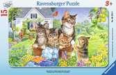 Süße Kätzchen Puzzle;Kinderpuzzle - Ravensburger