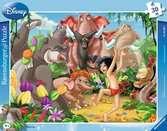 Mowgli et Baloo / Livre de la Jungle Puzzle;Puzzle enfant - Ravensburger