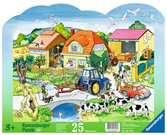Unser großer Bauernhof Puzzle;Kinderpuzzle - Ravensburger