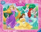 Wunderschöne Prinzessinnen Puzzle;Kinderpuzzle - Ravensburger