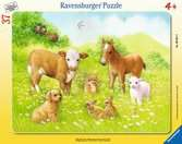 In the Pasture Jigsaw Puzzles;Children s Puzzles - Ravensburger