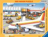 At the Airport Jigsaw Puzzles;Children s Puzzles - Ravensburger