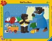 Dans sa chambre / Petit Ours Brun Puzzle;Puzzle enfant - Ravensburger